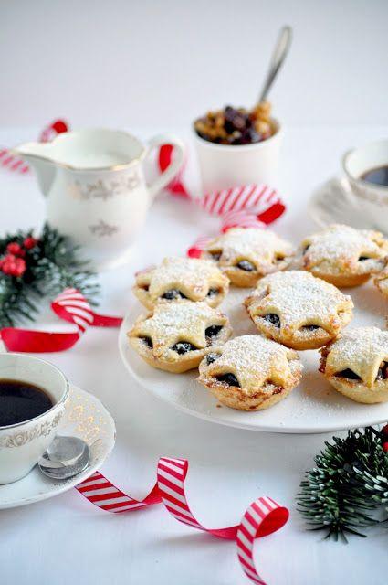 Elodie's Bakery: Christmas mince pies | Tartelettes de Noël aux épi...