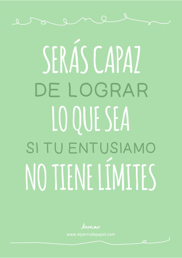 #Spanish quotes #citas #frases #Quotes in Spanish #motivación #motivation