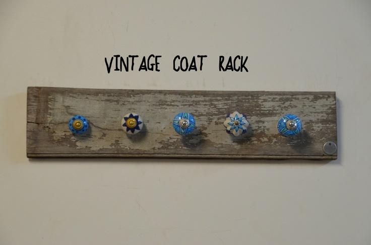 Shikoba Vintage Coat Rack/ Necklace Hanger