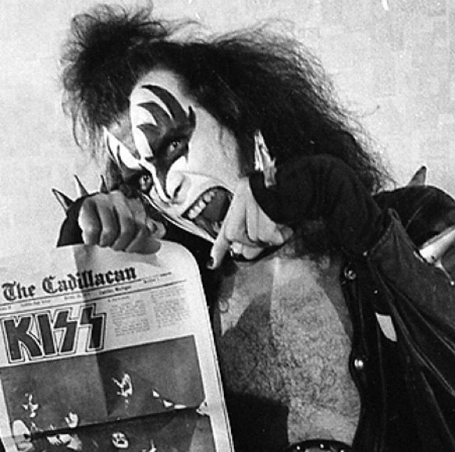 Kiss Demon Makeup: 25+ Best Ideas About Gene Simmons Makeup On Pinterest