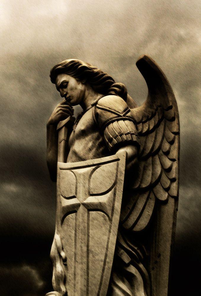 Archangel Michael Pictures Art 2 | Archangel Michael Version 2 by ~Zischke on deviantART