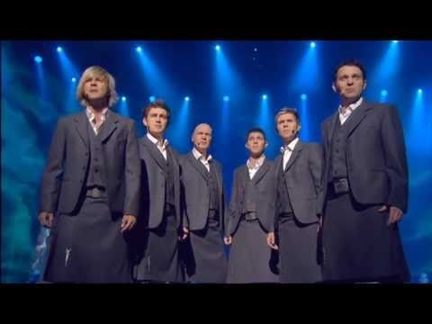 Don't judge me. Beautiful men with beautiful voices singing about their homeland... I can't resist. Celtic Thunder - 'My Land' - YouTube