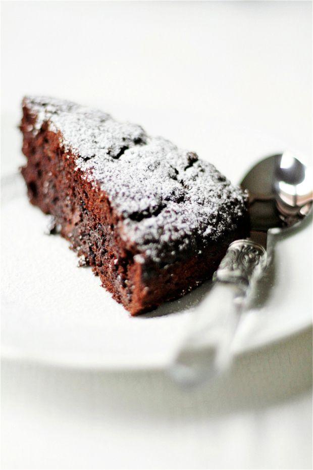 Chocolate & Zucchini Cake #BIthanksgiving dinner on #Bingoisland