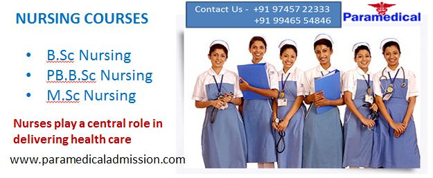 You can make your career path in nursing field. Paramedicaladmission.com will provide full guidance for the nursing course in Bangalore.