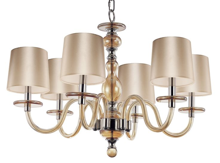 Maxim Lighting Venezia 6 Light Drum Chandelier