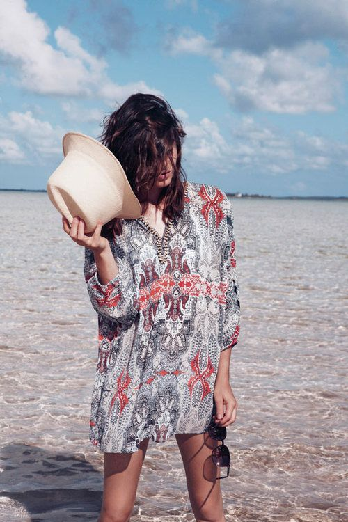 for summerSummer Style, Beach Style, Coverup, Bath Suits, Bergdorf Goodman, Beach Hair, Sun Hats, Pin Up Girls, Covers Up