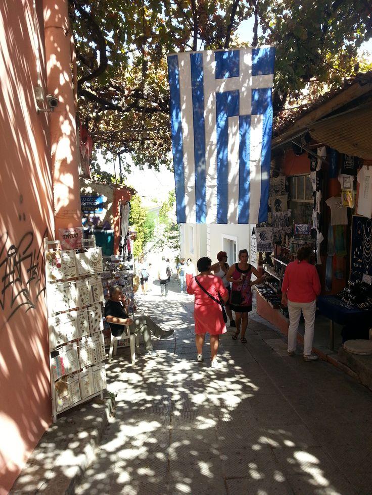 Plaka, Aten Hellas