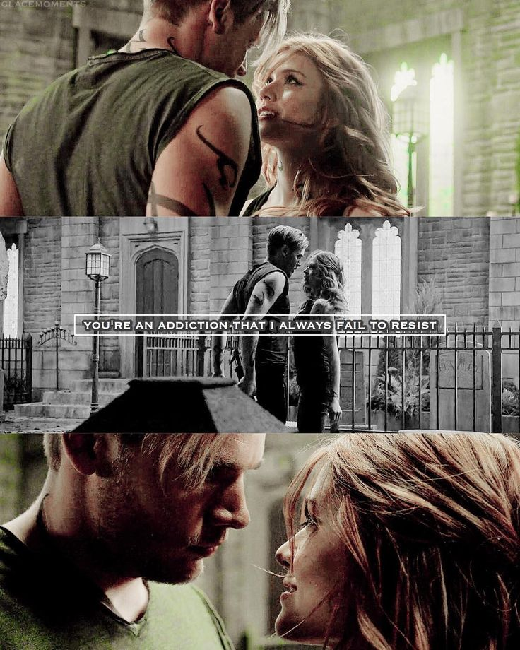 """#Shadowhunters 2x12 """"You Are Not Your Own"""" - Jace and Clary"""
