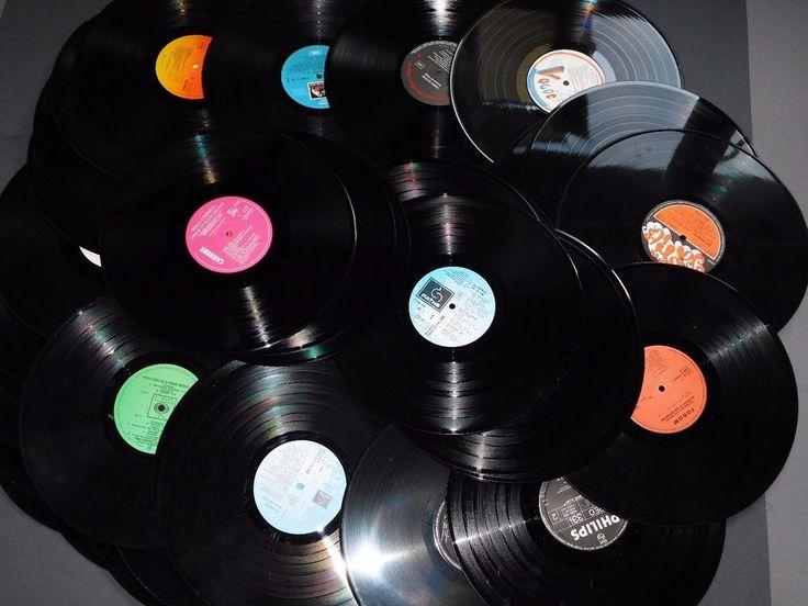 Les 25 meilleures id es de la cat gorie disques vinyles for Decoration porte disque 33t