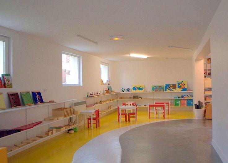 Montessori Classroom Design Pictures ~ Best montessori classroom floor plans and layouts