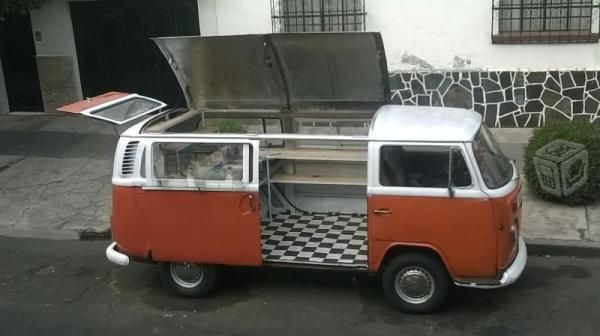56 best images about kombi on pinterest volkswagen bar for Bar 96 food truck