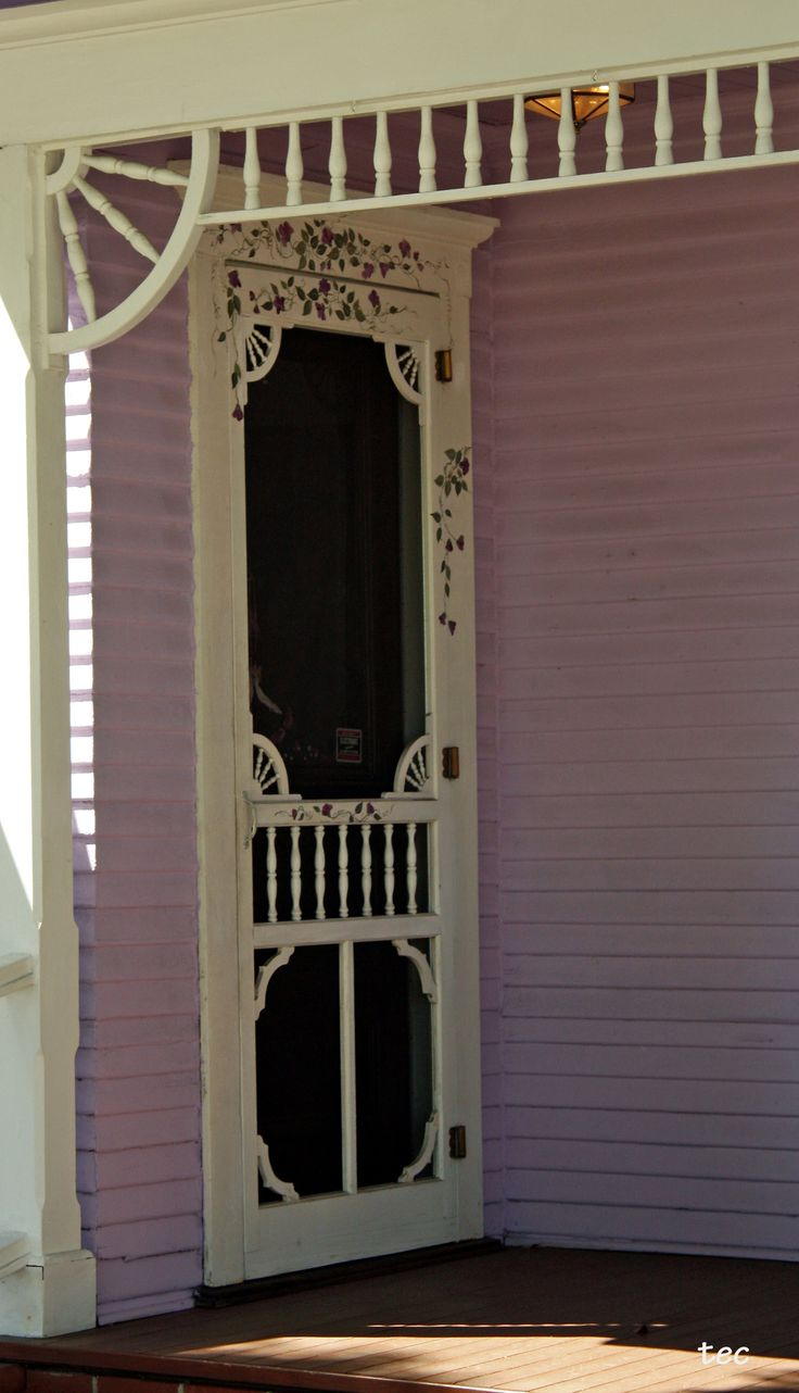 123 Best Images About Screen Doors      Come On In On
