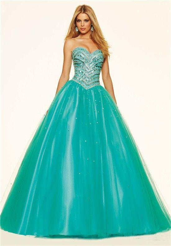 The 25  best Turquoise prom dresses ideas on Pinterest | Aqua ...