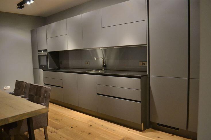 21 best Moderne Küchen in grau images on Pinterest Contemporary