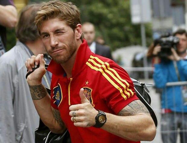 Sergio Ramos Defender Real Madrid