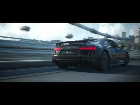 キングスグレイブ ファイナルファンタジーXV -The Audi R8 Star of Lucis-