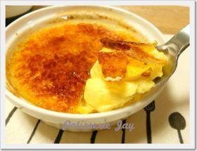 「クレーム・ブリュレ」ジェイ | お菓子・パンのレシピや作り方【corecle*コレクル】