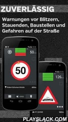 Blitzer.de  Android App - playslack.com ,  Blitzer.de turns your smartphone into the perfect speed camera alert system! Receive mobile speedcam alerts in real time and be warned against all fixed speed cameras worldwide.★★★★★ NEW: Blitzer.de PLUS available - ADVANTAGES ★★★★★[✔]Landscape mode, simply turn your smartphone 90°[✔]Even faster updates in case of software bugs[✔]Support for Widget and Multi-Windows[✔]New features will always be available in the PLUS version first★★★★★ Look for…