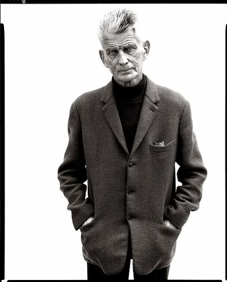 Samuel Beckett by Richard Avedon // Samuel Barclay Beckett (13 April 1906 – 22 December 1989) was an Irish avant-garde novelist, playwright, theatre director, and poet, who lived in Paris for most of his adult life and wrote in both English and French.
