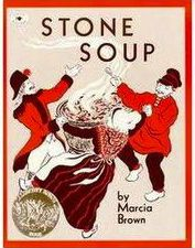 Stone Soup Book--fantastic soup recipe to go along with the book