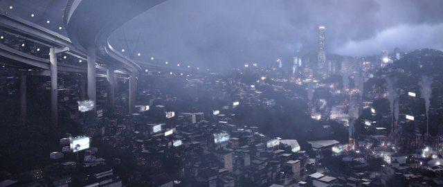 Înregistrarea alăturată face parte din seria Noul oraş (New city) ca şi Păstrarea aparenţelor şi prezintă un profil animat urban al unui posibil viitor apropiat, descrie un tipar de urbanism într-un mod foarte detaliat, o versiune exagerată a prezentului, în care putem proiecta tendinţe culturale, forţe de mediu, politice şi economice. Autorul implicat în acest episod este Jeff Noon, sunetele originale ale Oraşului nou au fost realizate de Coldcut, iar sunetele suplimentare au fost ...
