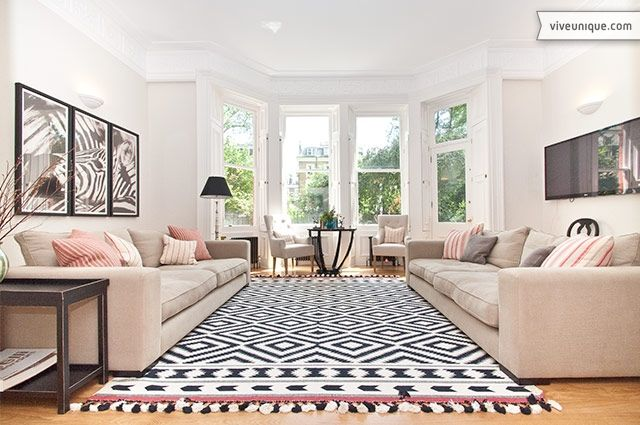 Secret garden in Kensington - Elegant and spacious, this period maisonette in sought-after Kensington is...