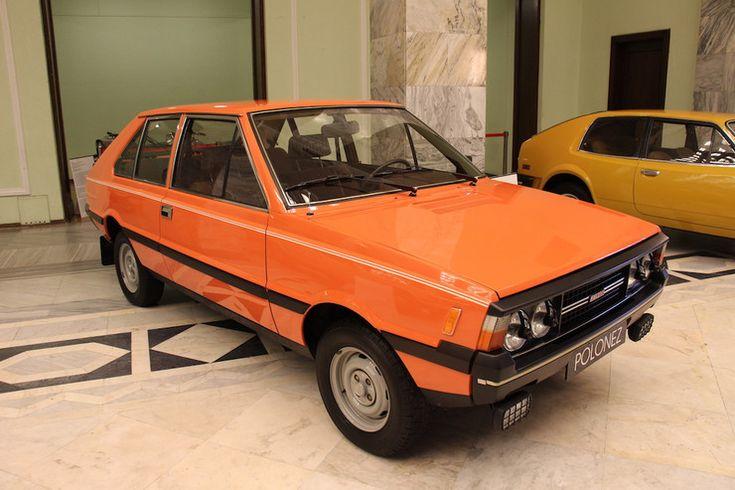 Polonez 3-drzwiowy. Zbudowany w Turynie w 1975 roku. W FSO od roku 1980 powstało kilkaset sztuk tego modelu