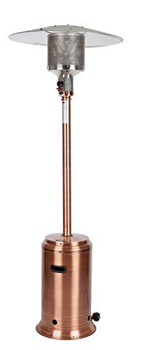 Fire Sense 60697 Copper Finish Deco Commercial Patio Heater For Sale  Https://outdoorfirepits