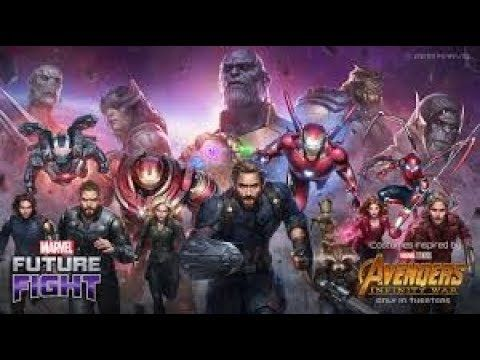 Marvel Future Fight Gameplay [Fenrir Moon] | Games, Game