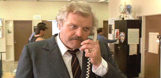 Reach out and touch some Brian Dennehy.
