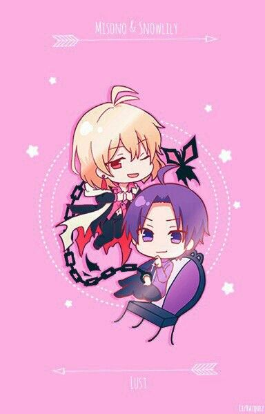 Servamp - Lily and Misono Alicein