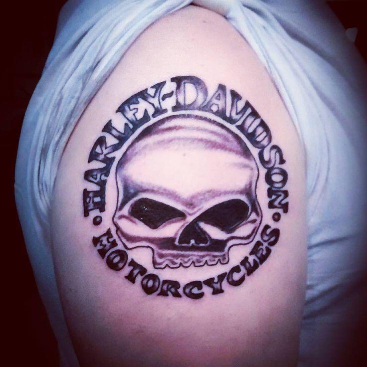 Harley tatoos joy studio design gallery best design for Custom temporary tattoos no minimum