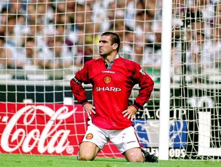 "Eric Cantona ""The King"""
