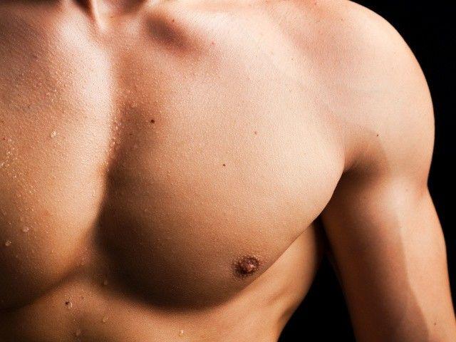 klatka piersiowa, mięśnie