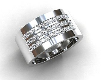 For Mens Diamond Ring On Etsy The Place To Express Your Creativity Through Ing And Of Handmade Vintage Goods