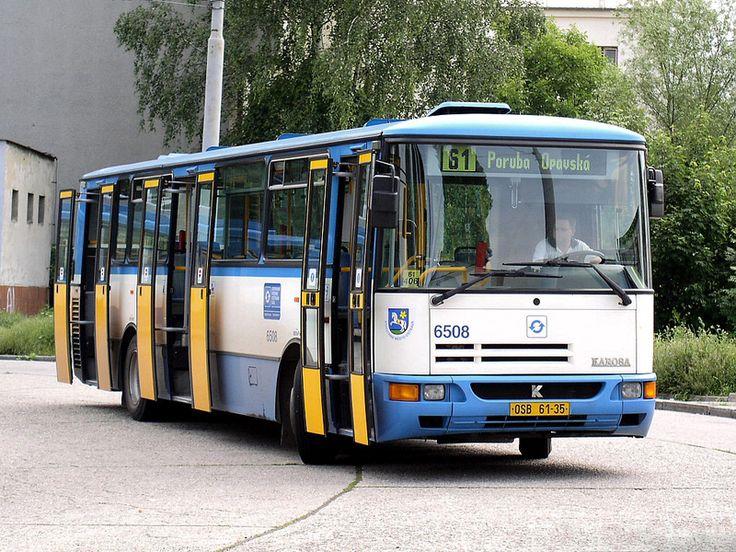 Karosa B932E '1999–2002