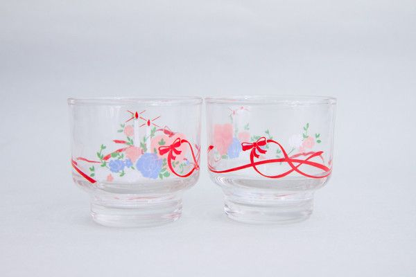 Sweet Serving Glasses – Of Labour & Love