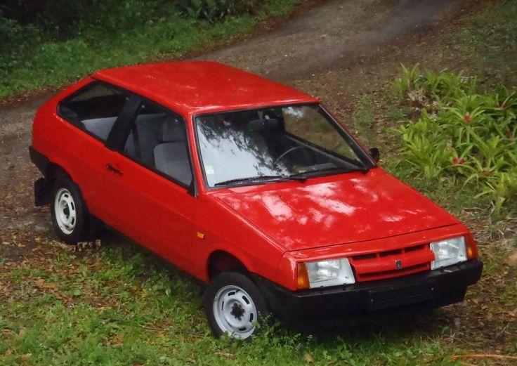 1989 Lada Samara
