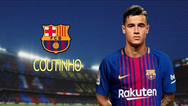 Barca Transfer Update: Coutinho's Barcelona Shirt Number Revealed