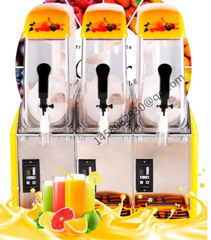 1629.00$  Buy here  - CE approved best seller good service good quality competitive price double tank ice slushy slush machine