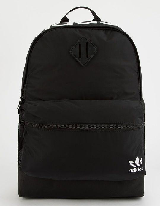 d1f29bf30f5a ADIDAS Originals National Black Backpack