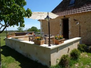 Sweet Country Cottage in purple PérigordHoliday Rental in St Maime de Pereyrol from @HomeAway UK #holiday #rental #travel #homeaway