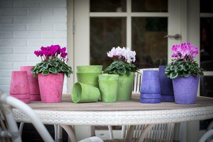in ArtStone pottery