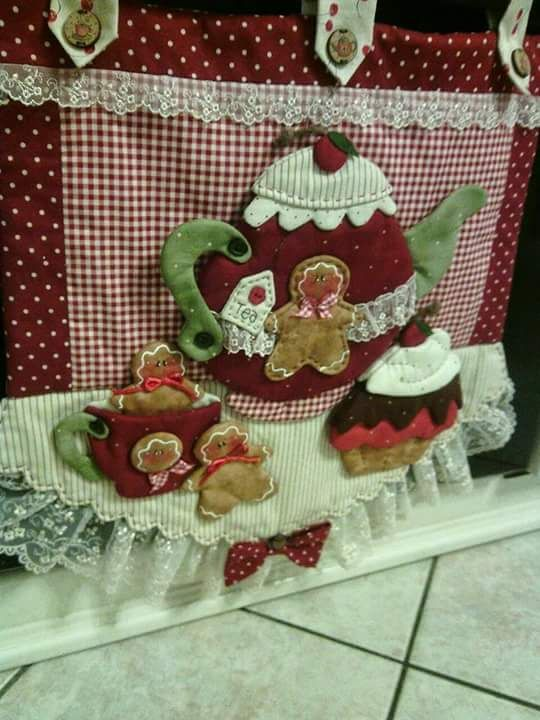 1335 best decoraci n y manualidades para la cocina images on pinterest patchwork backpacks - Patchwork para cocina ...