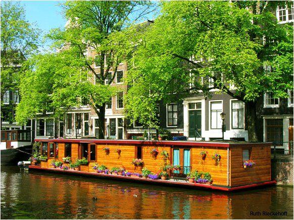 Las 25 mejores ideas sobre houseboat amsterdam en for Houseboat amsterdam