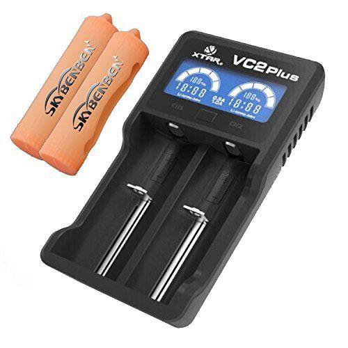 Xtar VC2 Plus Two Channel Premium USB LCD Display Li-ion ... http://www.amazon.com/dp/B013JH9YC0/ref=cm_sw_r_pi_dp_Y5ypxb0MCKBAX