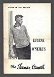 #8: Eugene ONeill THE ICEMAN COMETH Jason Robards Jr. / Peter Falk 1956 Off-Broadway Playbill