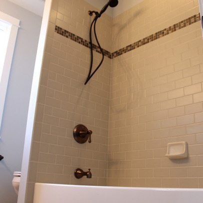 New Home Royal Oak Mi Traditional Bathroom Detroit Troy Tile Stone