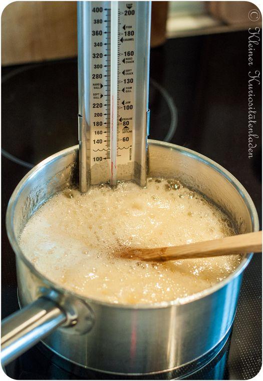 Zuckerthermometer mit Befestigungsclip
