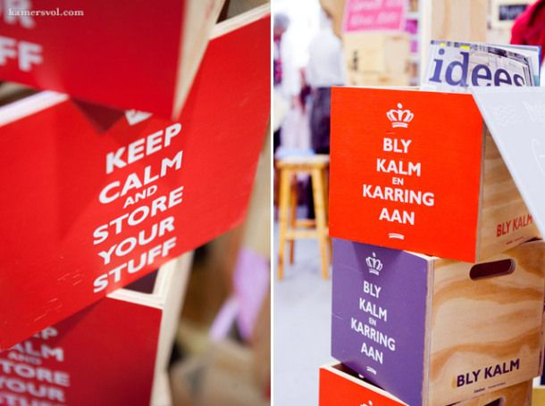 Pretty & practical - CakeGoed's wooden boxes. They will be at #KAMERS2013. Watch an interview on the #KAMERS #Blog.